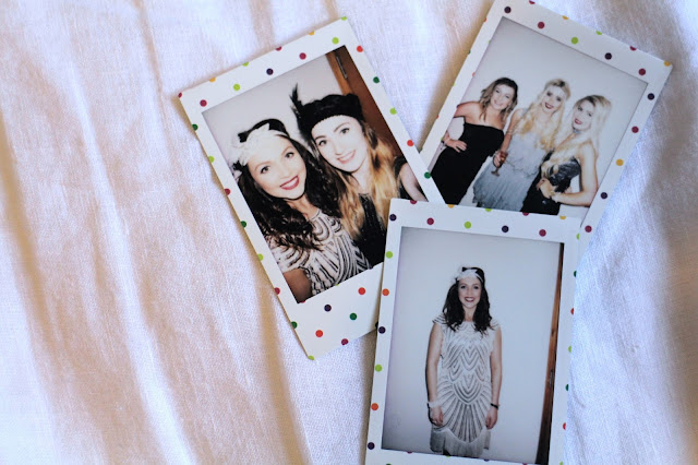 Instax hen party pictures