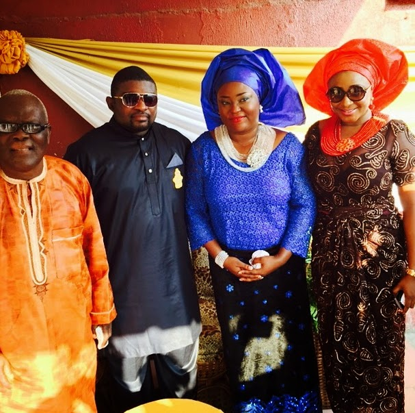 Emem Isong's Traditional Wedding Pictures: Nollywood Movie