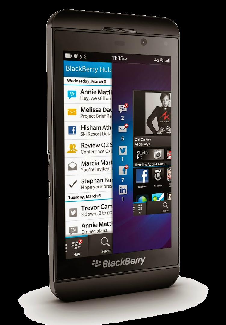 Blackberry USB Driver