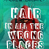 book review : hair in all the wrong places