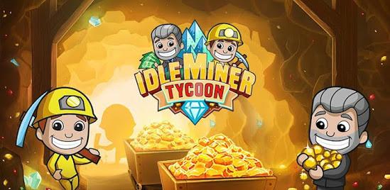 Idle Miner Tycoon v2.26.0 Apk Mod [Dinheiro Infinito]