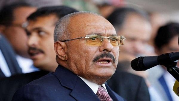 ثوره علي عبدالله صالح