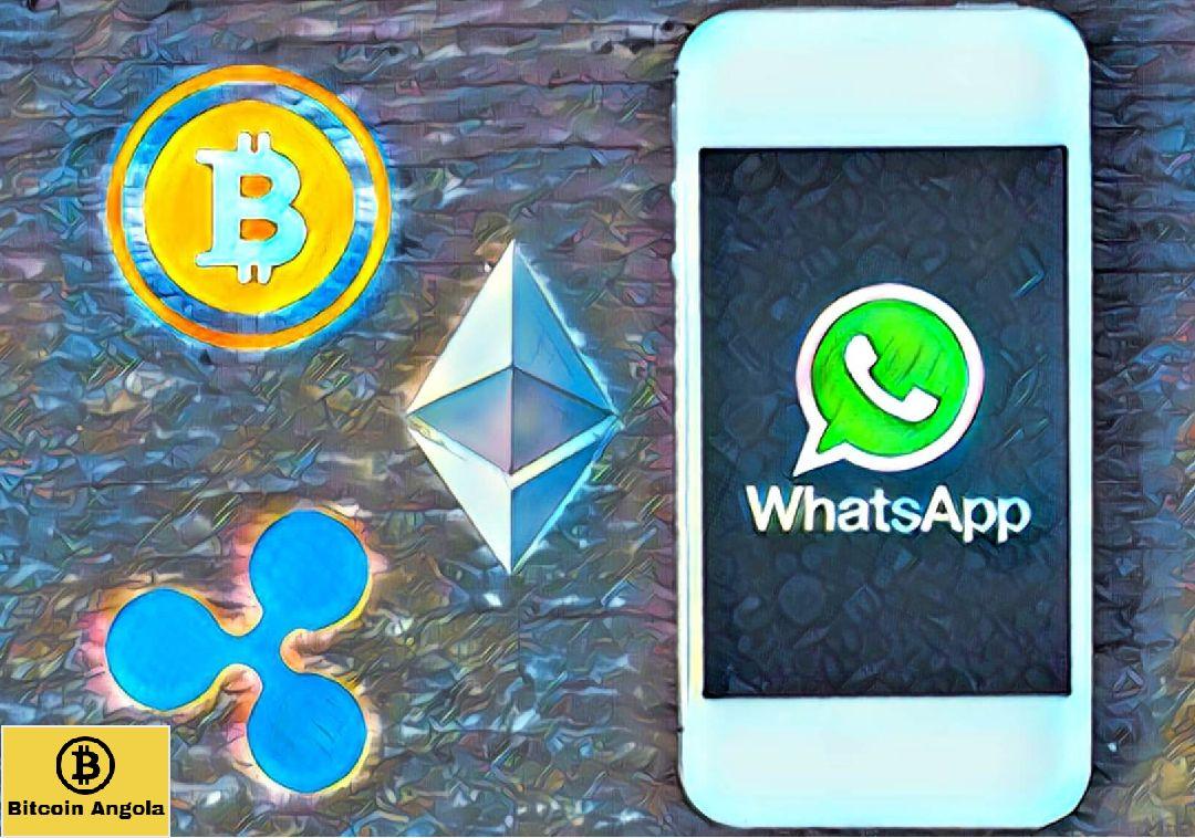 Já é possível enviar Criptomoedas pelo Whatsapp   Bitcoin