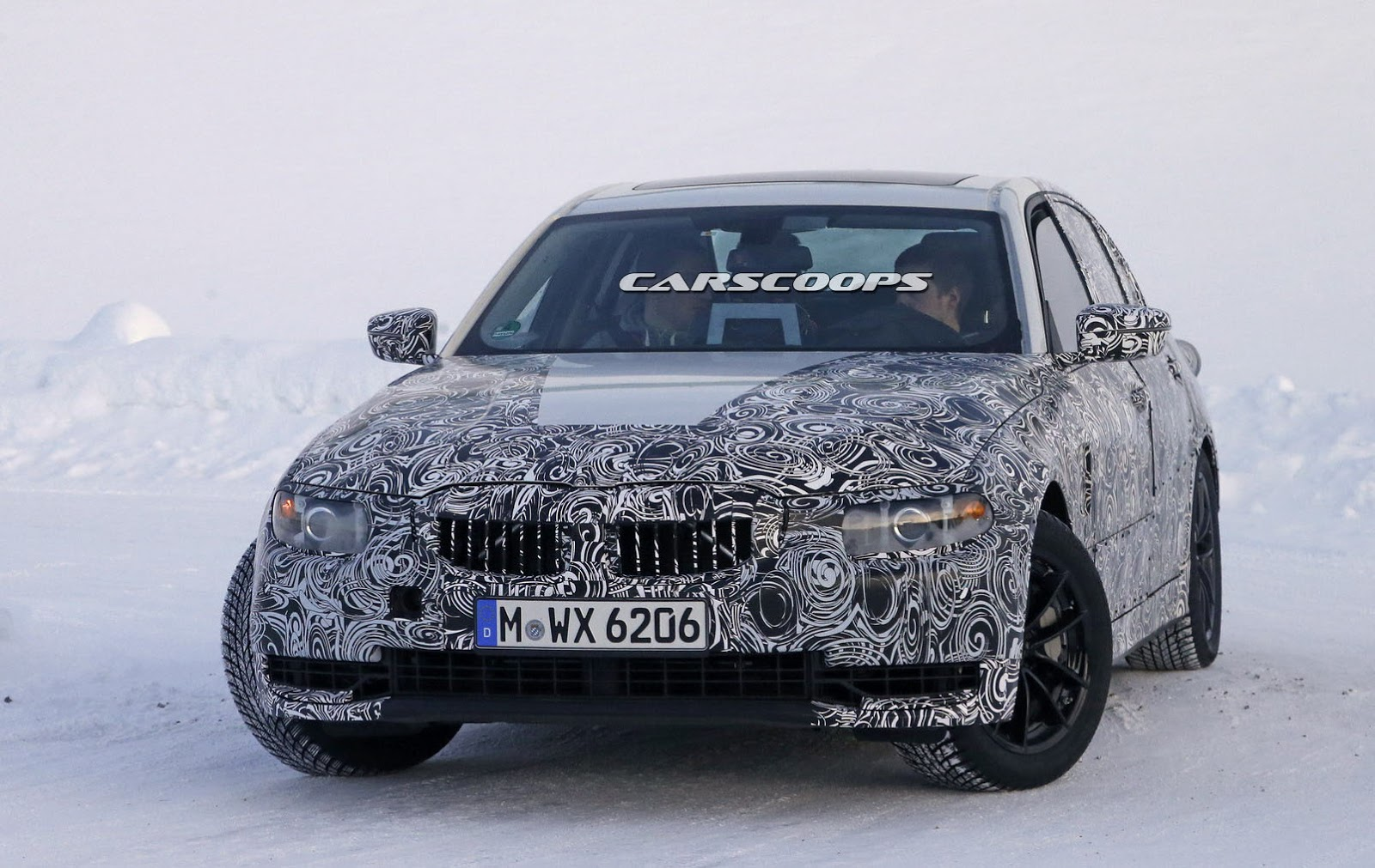 This Is BMW's All-New 2018 3-Series G20 Sedan | Carscoops