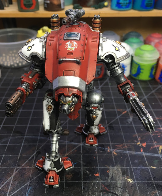 WIP House Taranis Armiger Warglaive Decals