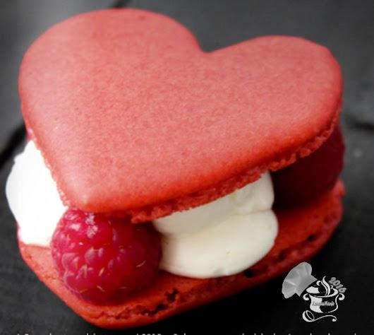 Macarons de San Valentin         |          Kanelamonje:  Recetas de Cocina