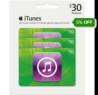 En Argentina tarjeta iTunes Gift card por Rapipago