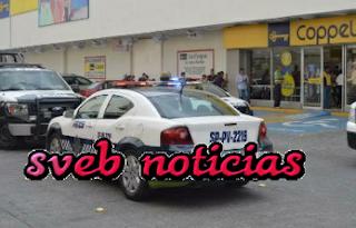 Asaltan tienda Coppel en el centro de Cordoba Veracruz