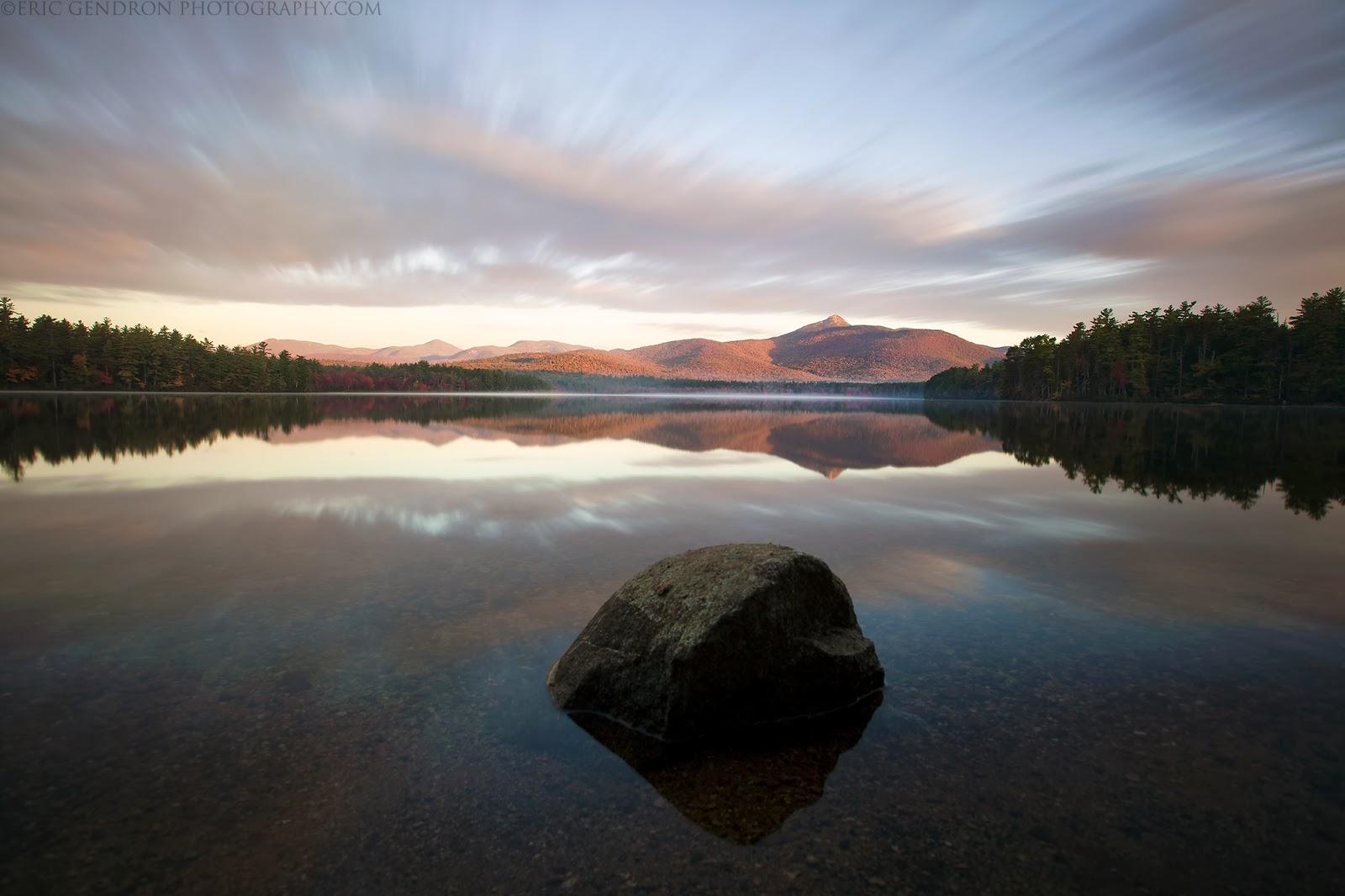 Chocorua Lake Sunrise