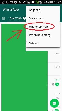 cara menggunakan membuka whatsapp di laptop pc tanpa hp
