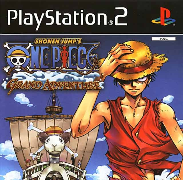 One Piece Grand Battle 2: Download Game PS2 : One Piece Grand Adventure