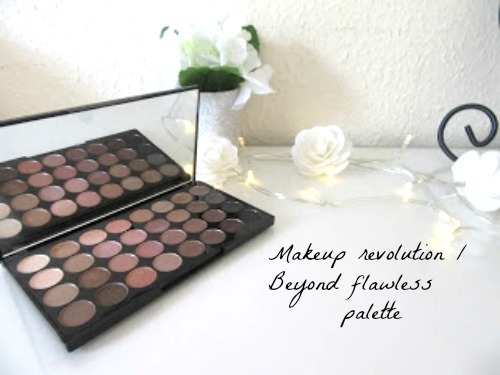 SEO CEO Makeup revolution beyond flawless palette