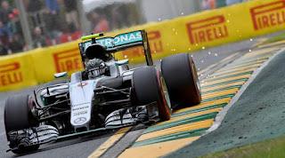 Klasemen Sementara F1 2016