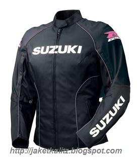 Gambar jaket Kulit Suzuki Wanita