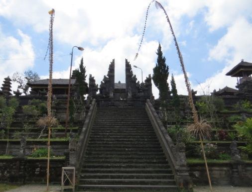 Batu Madeg Temple Besakih Bali, Pura Batu Madeg Besakih Bali