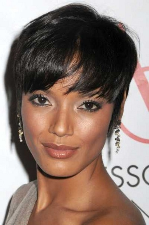 Cute Short Hairstyles For Black Women Over 50