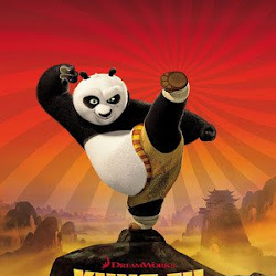 Poster Kung Fu Panda 2008