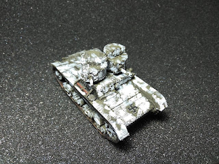 [La escuadra de la semana] T-26a finlandés