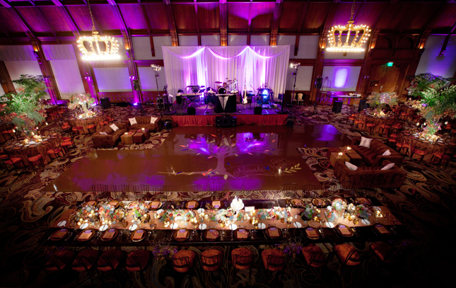 Haring A Lighting Expert Is Must Do If You Are Planning To Get Married In Ballroom He Can Bring Your Dance Floor Live By Creating Pattern