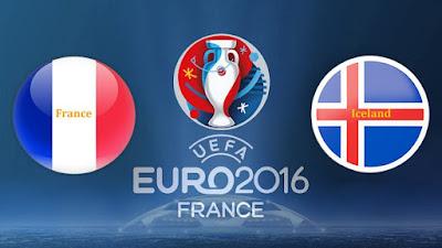 Prediksi Skor Prancis vs Islandia 4 Juli 2016 Perempat Final Euro