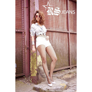 Esha Gupta Shoots for RS Jeans