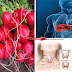 Jugo de rabano para mantener tu hígado, vesícula y tiroides saludable