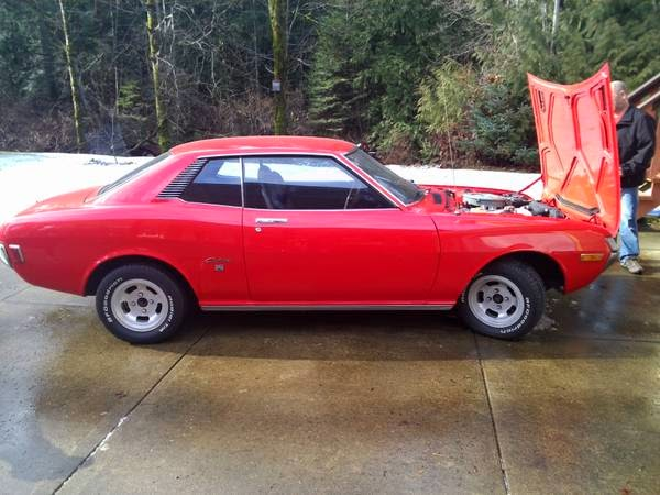 Craigslist Old Cars For Sale >> 1973 Toyota Celica ST | Auto Restorationice
