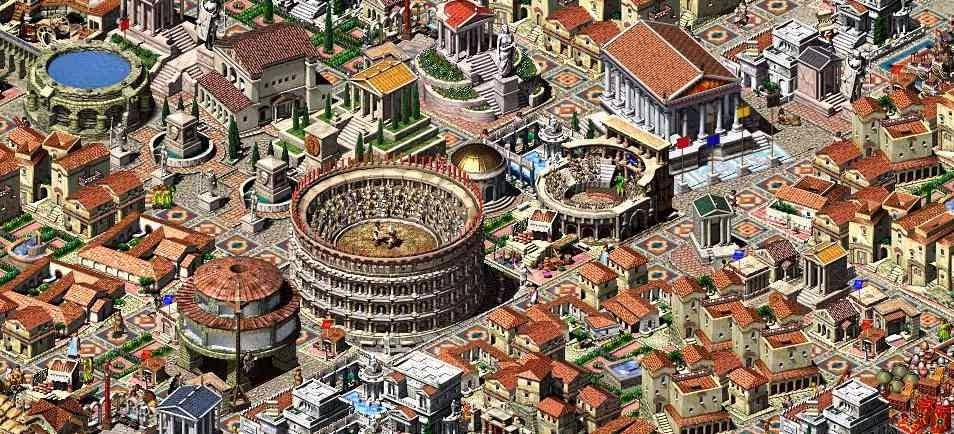 Ciudad e Imperio romano