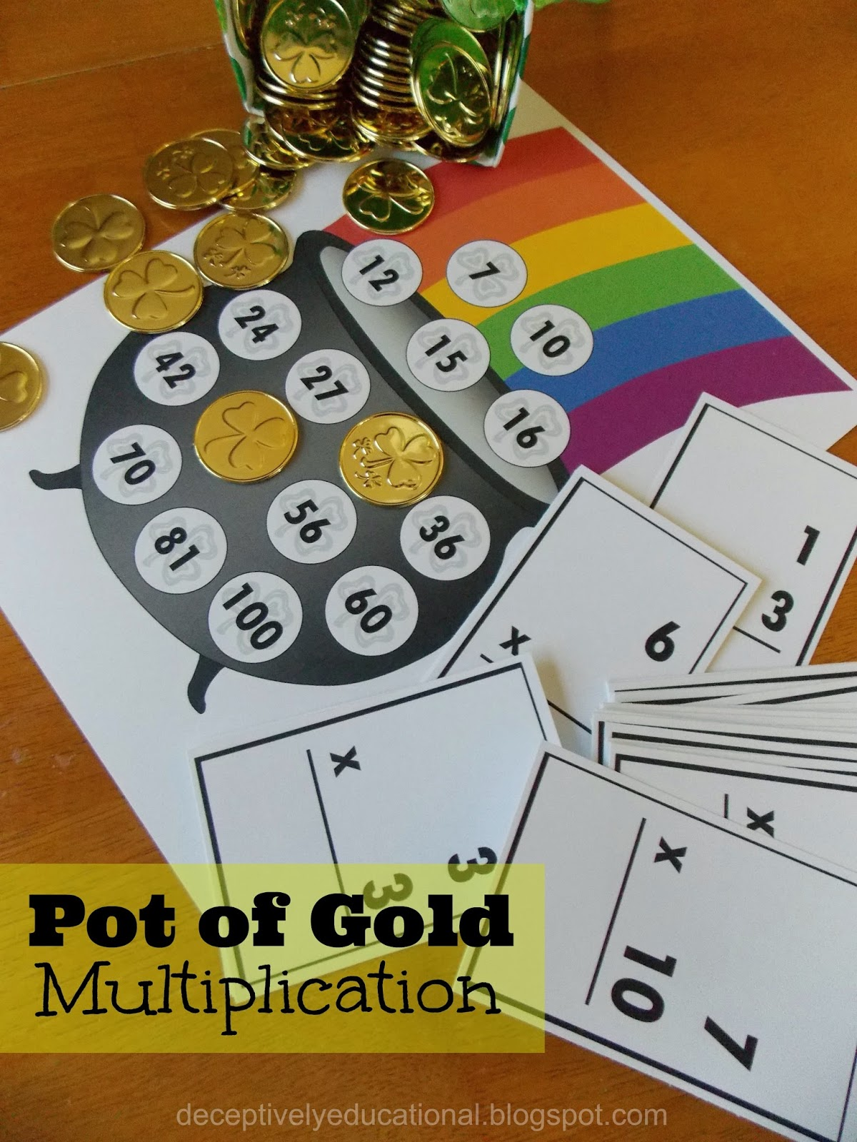 Relentlessly Fun Deceptively Educational Pot Of Gold