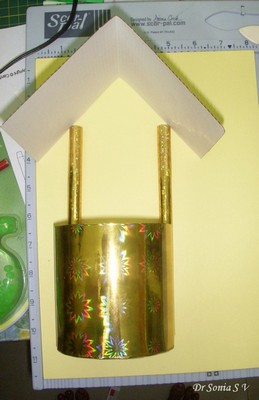 Cards Crafts Kids Projects Wishing Well Instructions 3