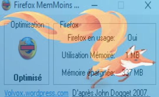 تقليل استهلاك الرام لمتصفح فايرفوكس و زيادة كفائته