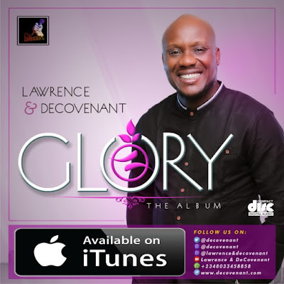 """Lawrence & Decovenant Releases New Album """"Glory"""""""