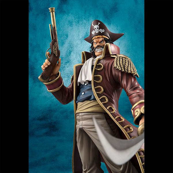 Portrait Of Pirates The Collection Gol D Roger POP
