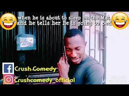 """Crush comedy-Funny way of how people who don't act what they preach""""reacts."""
