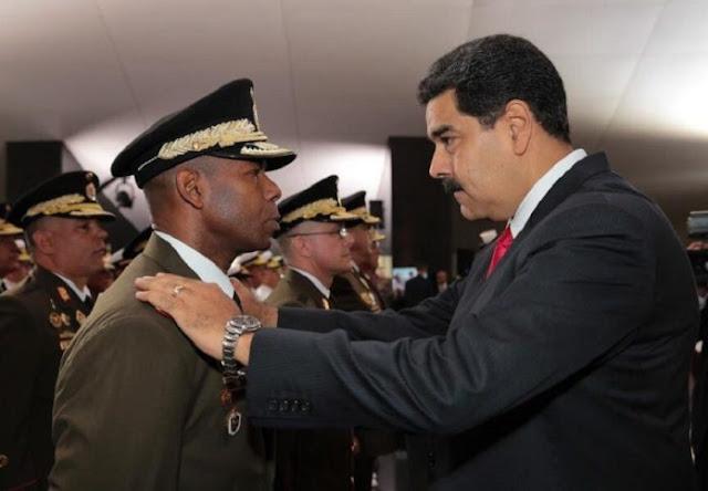 Gaceta Oficial: Manuel Ricardo Cristopher Figuera, nuevo director del Sebin