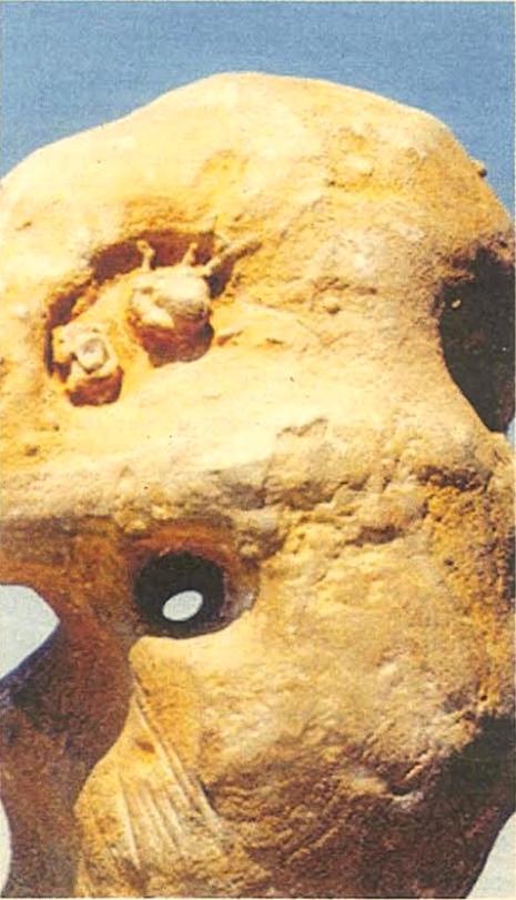 Έκανε...φτερά το αρχαιότερο γλυπτό του κόσμου από το Μουσείο Πετραλώνων Χαλκιδικής...