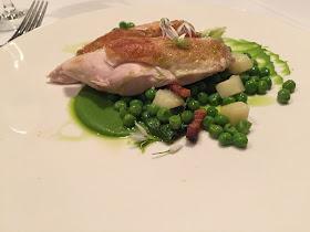 Chicken Main Meal At Jesmond Dene House Early Evening Menu