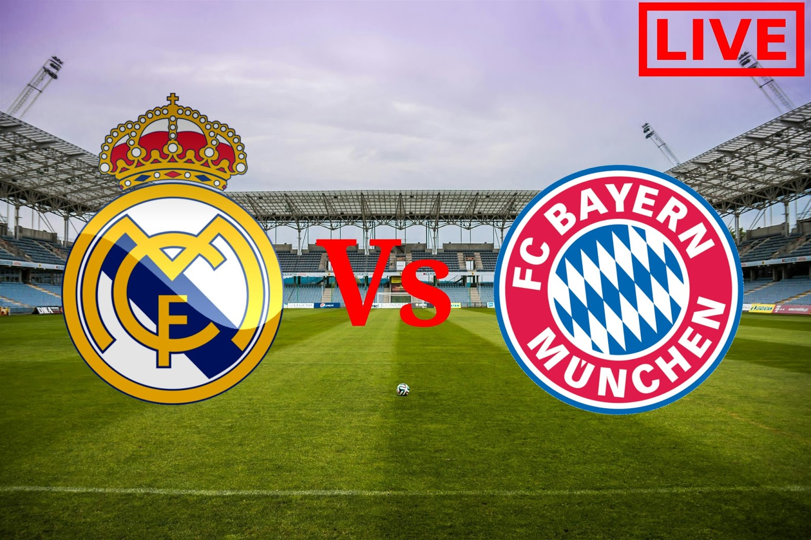 live stream champions league bayern