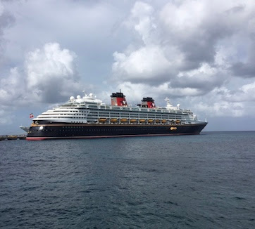 Disney cruise ships comparison Disney wonder Disney dream castaway cay 5k race food allergies special diets nutrition family vacation