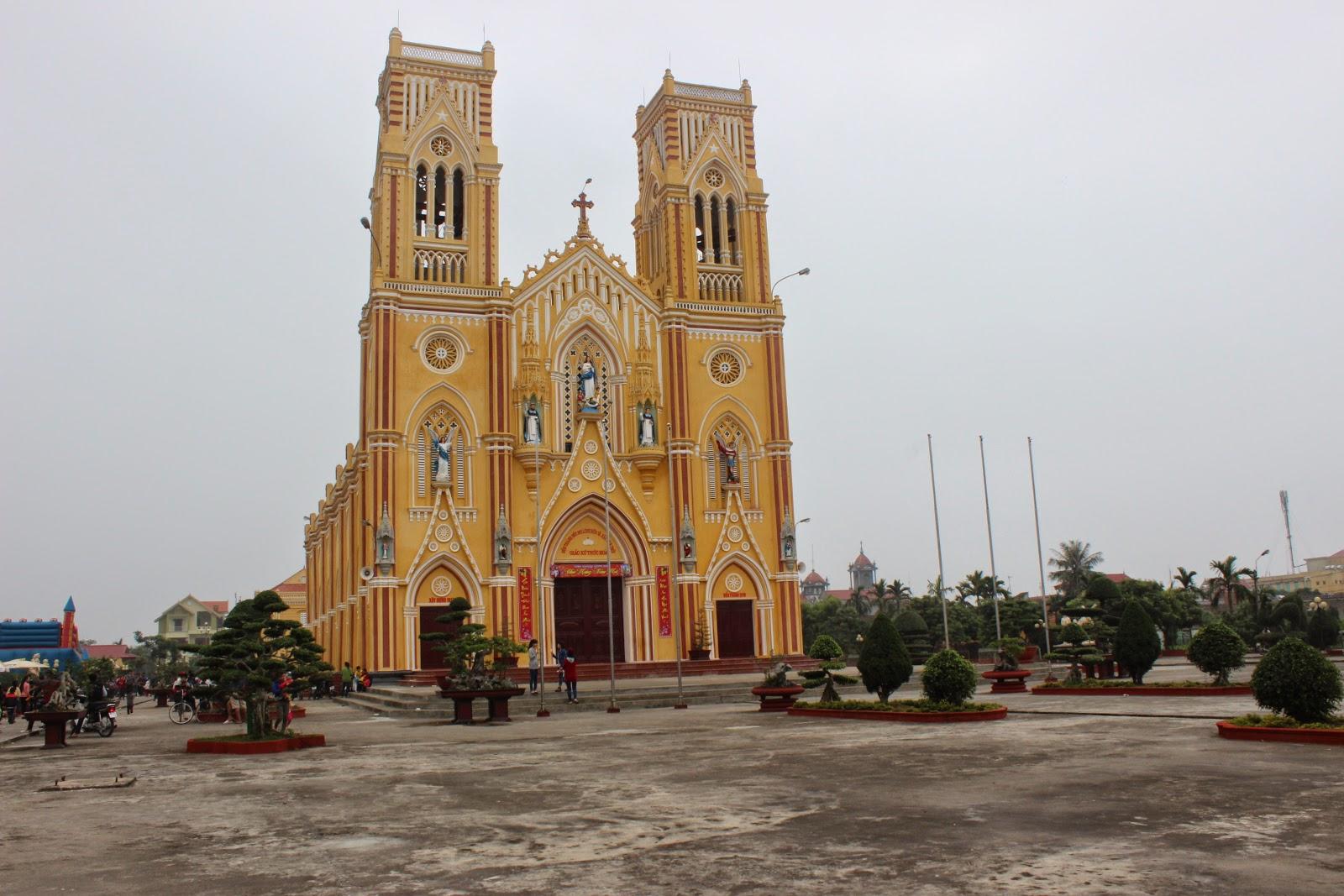 giáo xứ đến thánh thức hóa 5
