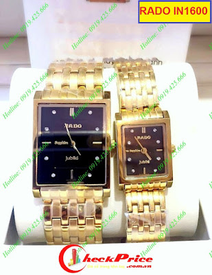 Đồng hồ cặp đôi Rado IN1600