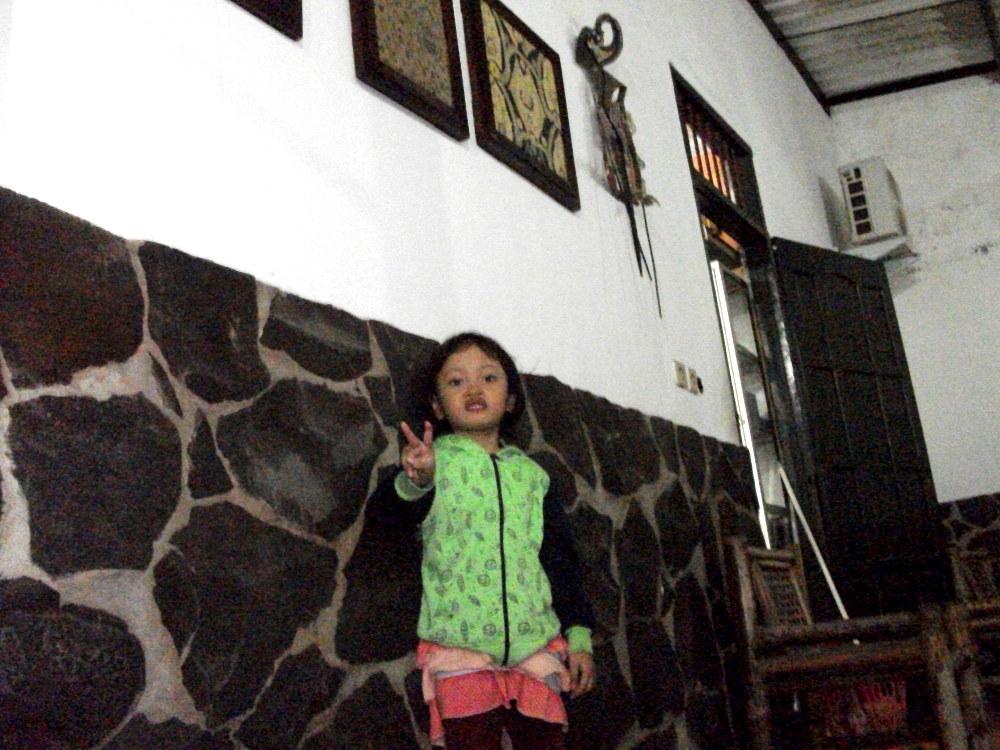 Dekorasi bercorak Yogyakarta