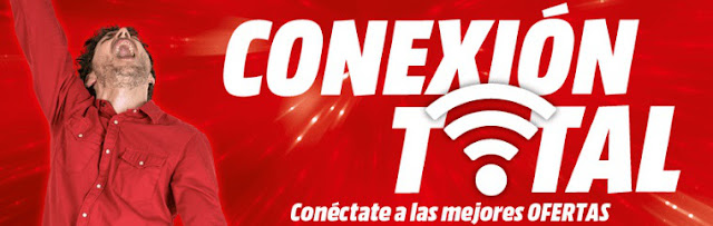 Top 5 ofertas folleto Conexión Total de Media Markt