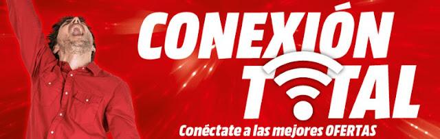 Top 5 ofertas folleto Conexión Total de Media Markt