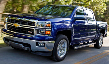 Chevrolet Silverado 2017 Review