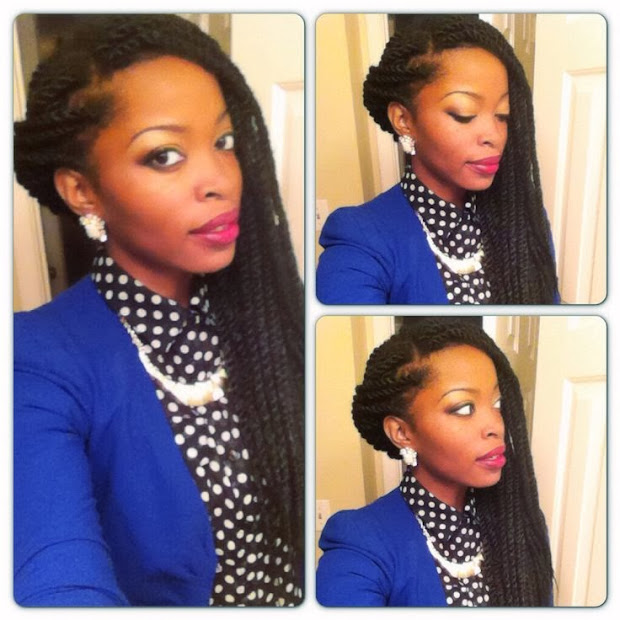 fair hair protective hairstyles