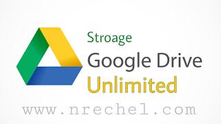 Cara membuat akun google drive unlimited