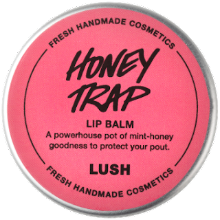 LUSH - Seguimi balsamo labbra (Honey Trap) nuova confezione