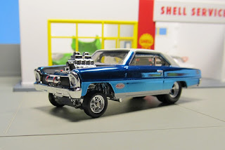 Hot Wheels real riders rlc  '66 Super Nova