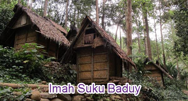 Imah Suku Baduy